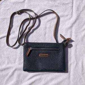Roots small bag purse crossbody vegan